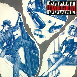 Social Distortion omslag