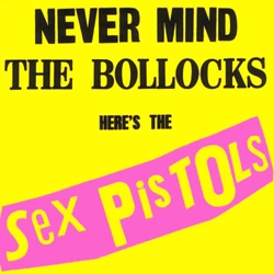 Never Mind the Bollocks, Here's the Sex Pistols omslag